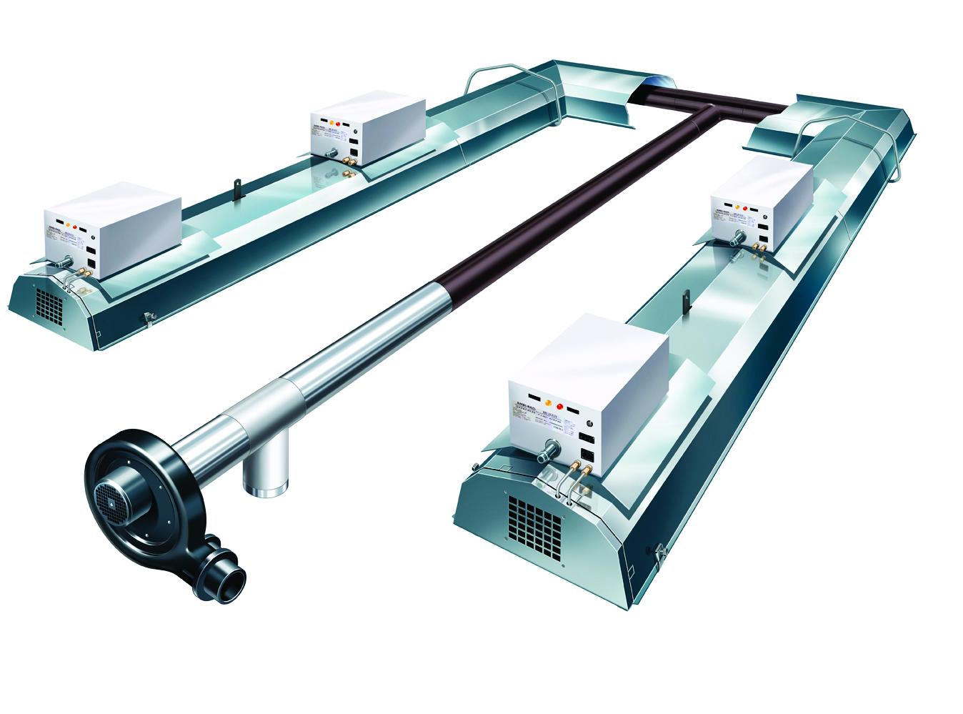 Reznor-Radiant Heaters